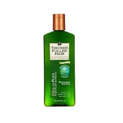 Thicker Fuller Hair Cell-U-Plex Revitalizing Shampoo 12 oz