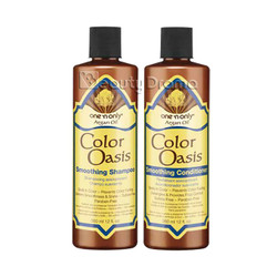 One'n Only Argan Oil Color Oasis Smoothing Shampoo & Conditioner Duo
