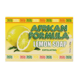African Formula Lemon Exfoliating Soap 7 oz