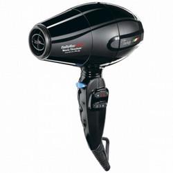 BaByliss PRO Ionic & Nano Titanium Torino 6100 Blow Dryer Black BABNT6160N