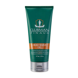 CLUBMAN Pinaud Head Shave Gel 6 oz