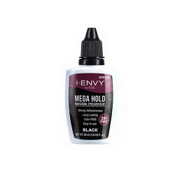 Kiss i ENVY Mega Hold Individual Eyelash Glue (Black), KPEG08