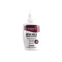 Kiss i ENVY Mega Hold Individual Eyelash Glue (Clear), KPEG09