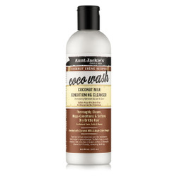 Aunt Jackie's Coco Wash, Coconut Milk Conditioning Cleanser
