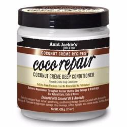 Aunt Jackie's Coco Repair Coconut Creme Deep Conditioner