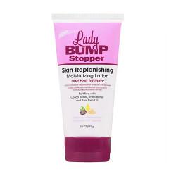Lady High Time Bump Stopper Skin Replenishing Moisturizing Lotion 5 oz
