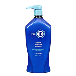 It's a 10 Miracle Moisture Shampoo 1 Liter/33.8 fl oz