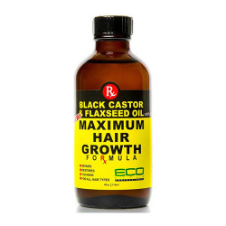 ECO Style Black Castor Oil & Flaxseed Oil Maximum Hair Growth Formula