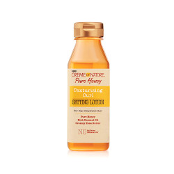 Creme of Nature Pure Honey Texturizing Curl Setting Lotion 12 oz