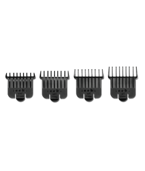 Andis Snap-On Blade Attachment Combs 4-Comb Set, #23575