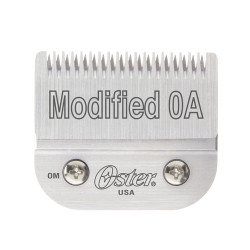 OSTER Detachable Blade Modified OA Fits Classic 76, Octane, Model One, Model 10, Outlaw Clippers 076918-036