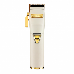 BaByliss PRO White FX Lithium Cordless Clipper FX870W LIMITED EDITION Rob The Original