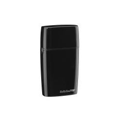BaByliss Cordless Metal Double Foil Shaver Black FXFS2B