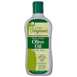 Ultimate Originals Olive Oil for Extra Dry Skin Moisturizing Body Lotion 12 oz