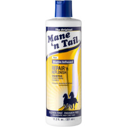 Mane 'n Tail Sulfate Free Repair & Replenishing Shampoo 11.2 oz.