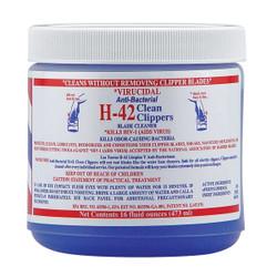 H-42 Clipper Cleaner Virucidal Anti-Bacterial Jar