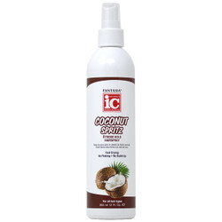 IC Fantasia Coconut Spritz Xtreme Hold Hair Spray 12 oz