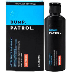 Bump Patrol Max Strength Aftershave Treatment 2 oz.