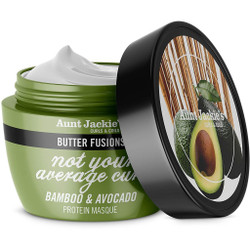 Aunt Jackie's not yours average curls Masque - Bamboo & Avocado 8 oz