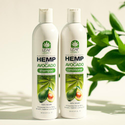 IC Leaf Legacy Hemp & Avocado Conditioner 100% Vegan 12 oz.