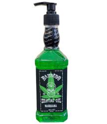 Bandido Transparent Shaving Gel Marijuana 16.9 oz.