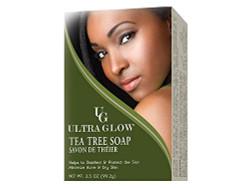 Ultra Glow Antiseptic Tea Tree Soap 3.5 oz