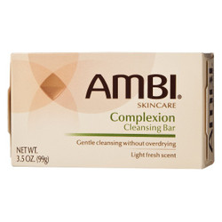AMBI Skincare Complexion Cleansing Bar Soap