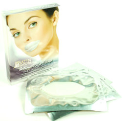 Satin Smooth Ultimate Lip Plump Milk & Honey Collagen Mask