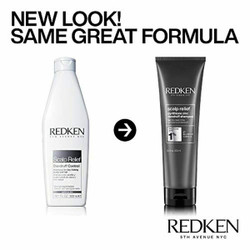 REDKEN Scalp Relief Dandruff Control Shampoo 8.5 oz