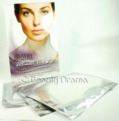 Satin Smooth Ultimate Neck Lift Milk & Honey Collagen Mask