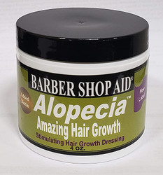 BARBER SHOP AID Alopecia Stimulating Hair Hair Dressing 4 oz