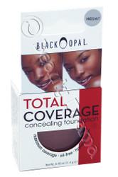 Black Opal Total Coverage Concealing Foundation Hazelnut