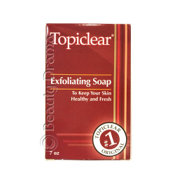 Topiclear Exfoliating Soap 7 oz