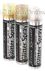 Jerome Russell Glitter Spray For Hair & Body Combo Set