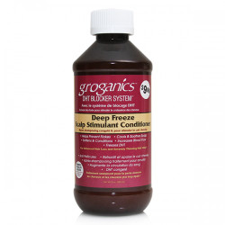 Groganics Deep Freeze Scalp Stimulant Conditioner 8 oz