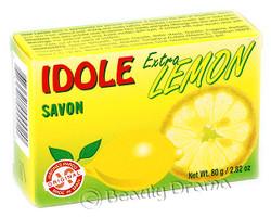 IDOLE Soap with Extra Lemon