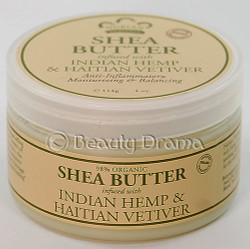 Nubian Heritage Organic Shea Butter with Indian Hemp & Haitian Vetiver