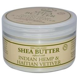 Nubian Heritage Organic Shea Butter with Indian Hemp & Haitian Vetiver