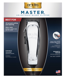 Andis Master® Adjustable Blade Clipper, #01557