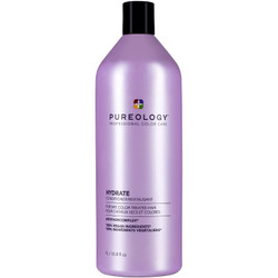 Pureology HYDRATE Conditioner for Dry Color Treated Hair 1L