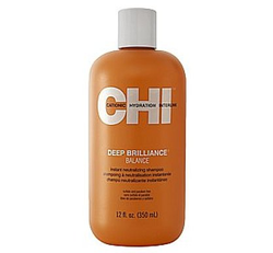 CHI Deep Brilliance Balance Instant Neutralizing Shampoo 12 oz