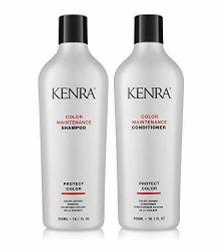 KENRA Color Maintenance Shampoo & Conditioner Duo Combo Set 10.1 oz