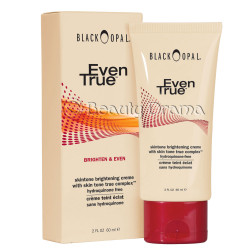 Black Opal Even True Brighten & Even Skin tone Brightening Creme 2 oz, Hydroqinone FREE