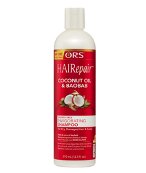 ORS Organic Root Stimulator HAIRepair Invigorating Shampoo 12.5 oz