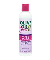 ORS Organic Root Stimulator Olive Oil Girls Moisturizing Styling Lotion