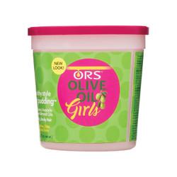 ORS Organic Root Stimulator Olive Oil Girls Hair Pudding 13 oz