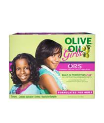 ORS Organic Root Stimulator Olive Oil Girls No Lye Hair Relaxer