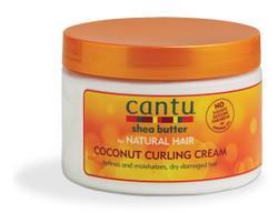 Cantu Shea Butter Coconut Curling Cream 12 oz