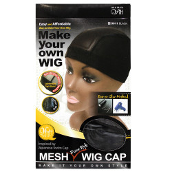 Qfitt Mesh Dome Style Wig Cap 5011