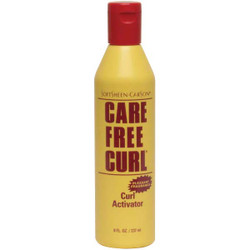 Care Free Curl Curl Activator Pleasant Fragrance 8 oz